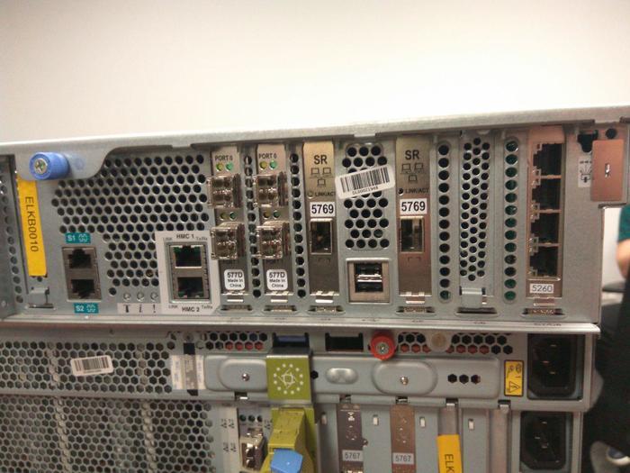 Подскажите что за сервер и что с ним можно сделать. Неизвестное, Сервер IBM, Длиннопост