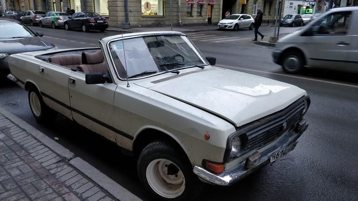 КабриВолга Волга, Санкт-Петербург, Кабриолет
