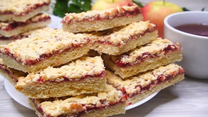Венское печенье Печенье, Рецепт, Видео рецепт, Видео
