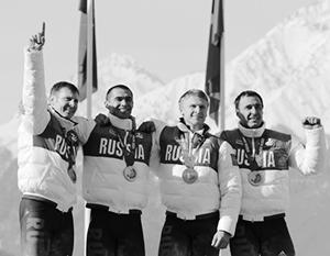 России предлагают подлостью купить участие в Олимпиаде-2020 Россия, Спорт, Олимпиада, Политика, Длиннопост