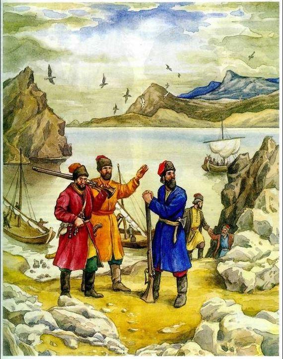 Различия в колонизации Северной Америки и освоения Сибири. Сибирь, Северная Америка, Освоение сибири, Длиннопост