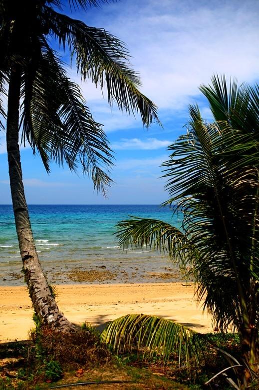 Вид из окна Рай, Остров, Малайзия, Тиоман, Видео, Длиннопост