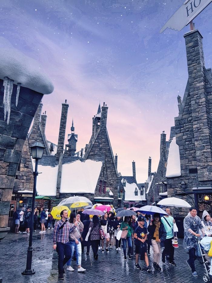 Мир Гарри Поттера в Осаке Гарри Поттер, Магия, Путешествия, Япония, Путеводитель, Длиннопост