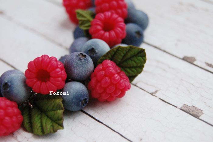 Снова ягодки Рукоделие без процесса, Ручная работа, Полимерная глина, Хобби, Ягода, Лепка, Творчество, Длиннопост