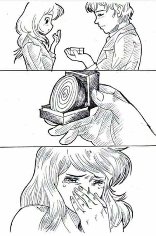 В этот момент многие девушки плачут