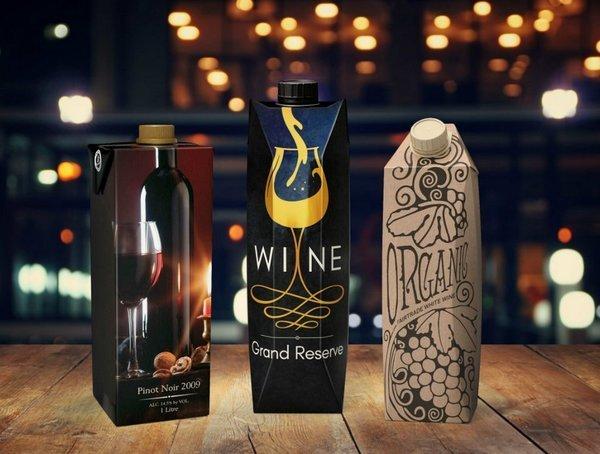 Чем отличаются вина в бутылках от вин в тетрапаках? Они лучше? Вино в терапаках, Вино, Длиннопост