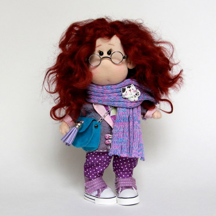 Кукломания Кукла, Текстильная кукла, Хобби, Длиннопост, Рукоделие, Рукоделие без процесса