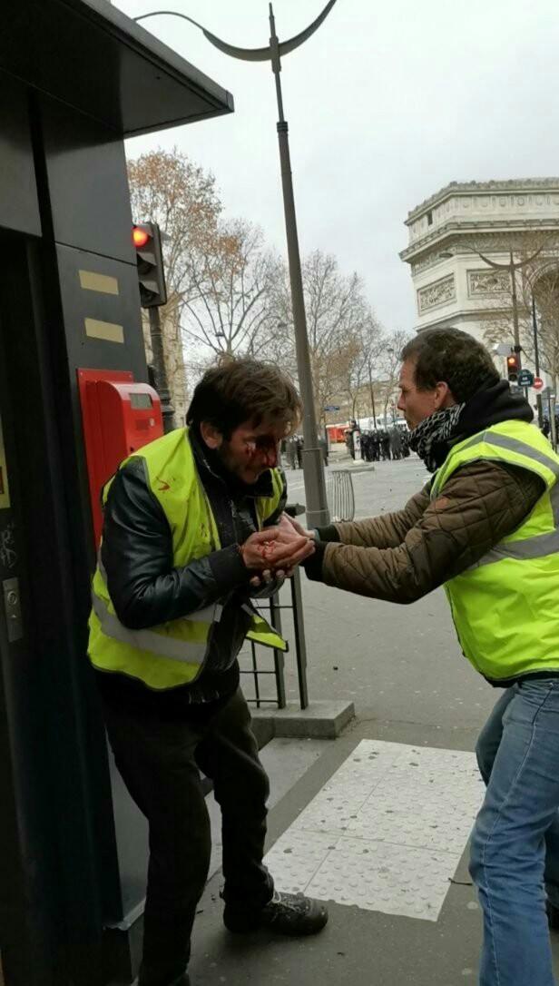 Франция сегодня Франция, Париж, Протесты во Франции, Политика, Длиннопост, Негатив