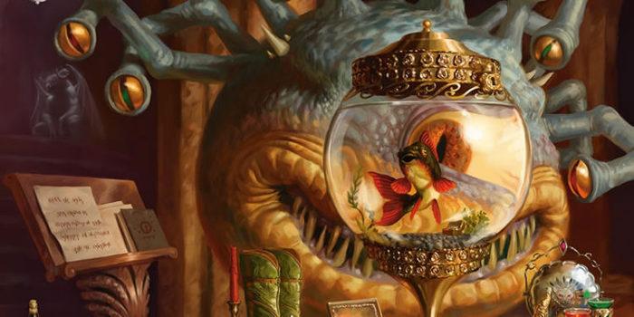 Выхожу из спячки DnD 5, Dungeons & Dragons, Руководство Ксанатара обо Всем, Сайт, Настольные игры, Dndsu