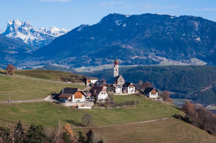 Доломитовые Альпы: красота, от которой захватывает дух Путешествия, Альпы, Италия, Горы, Длиннопост, Фрейд
