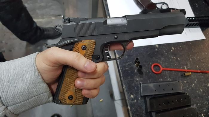 О, Кольт! © к/ф Брат Кольт, Colt1911, Оружие, Пистолеты, Длиннопост