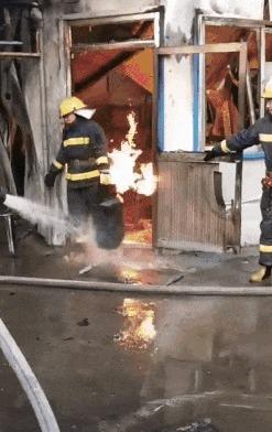 Стальные яйца пожарных Стальные яйца, Пожарные, Китай, Гифка