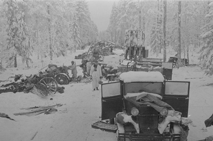 Советско-финская война (1939—1940) Котел, Война, Советско-Финская война, Видео
