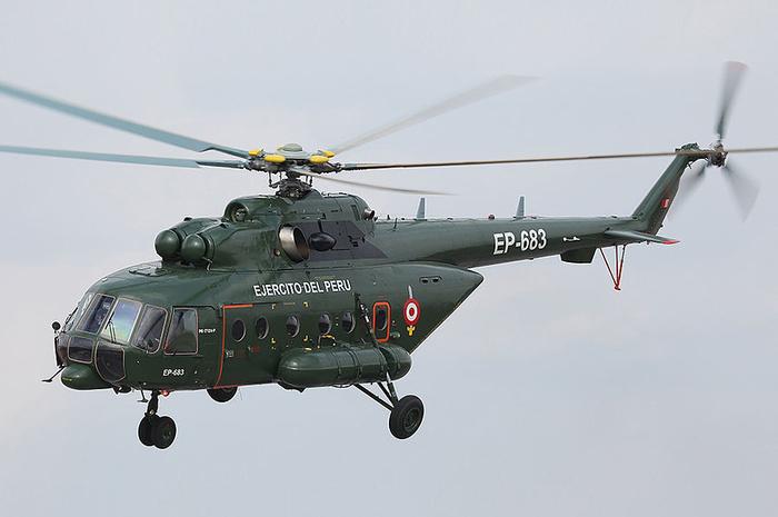 «Вертолёты России» открыли сервисный центр в Перу Вертолеты России, Новости, Перу