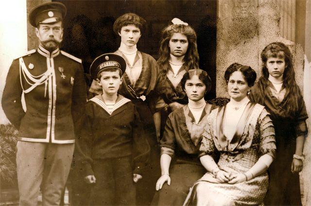 Как в 1919 году расследовали убийство царской семьи Царская семья, Убийство, Расстрел, Расследование, Соколов, Длиннопост