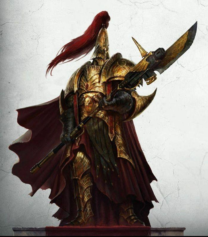 Гримдарк. Бессмысленный и беспощадный. Warhammer 40k, Wh back, Adeptus Custodes, Комиссариат, Длиннопост