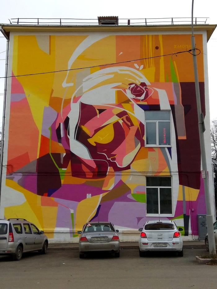 Граффити (так же как и стрит-арт) должны украшать стены, а не уродовать их #82 Граффити, Стрит-Арт, Уличная живопись, Екатеринбург, Длиннопост