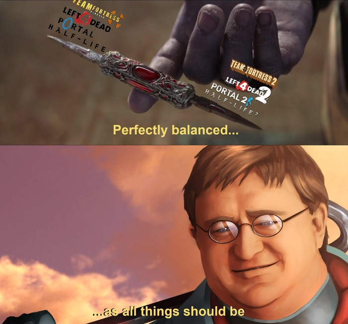 Все дело в балансе