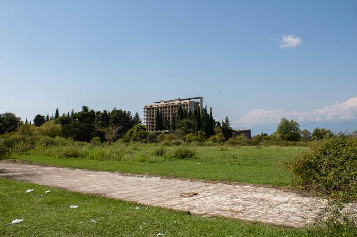 Заброшенная Абхазия Абхазия, Отдых, Лето, Сталк, Туристы, Туризм, На заметку, Длиннопост