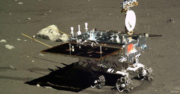 Китай почти достиг обратной стороны луны Наука, Космос, Китай, Луна, Спутник, Длиннопост