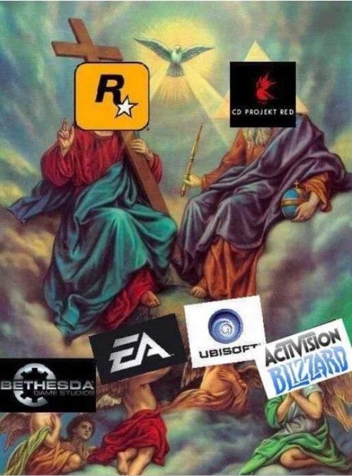 CD Projekt RED дорожает быстрее, чем любая другая компания в индустрии Игры, CD Projekt, Bloomberg