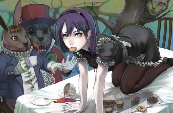Cute Alice)