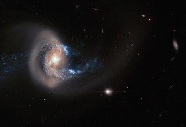 Звёздное небо и космос в картинках - Страница 2 1544791805143770888