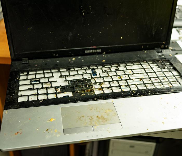 Когда желание осуществить ремонт сводится к нулю Ноутбук, Длиннопост, Краснодар, Ремонт, Фотография, Ремонт техники