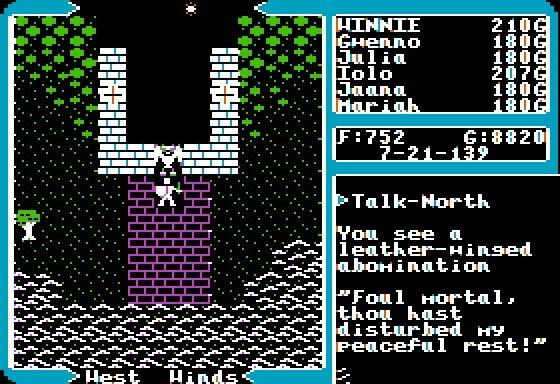 Ultima V: Warriors of Destiny. Часть 4. Финал. 1988, Прохождение, Ultima, RPG, Открытый мир, Ретро-Игры, Origin, Apple II, Длиннопост