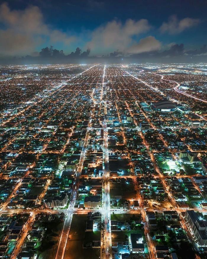 Огни ночного Майами