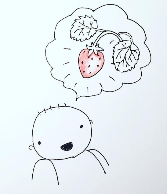 Разные ягодки Рисунок, Комиксы, Восприятие, Ягоды, Длиннопост