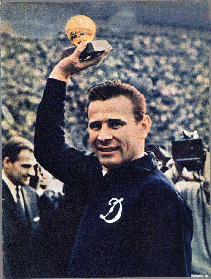В этот день: 55 лет назад Лев Яшин получил «Золотой мяч»!