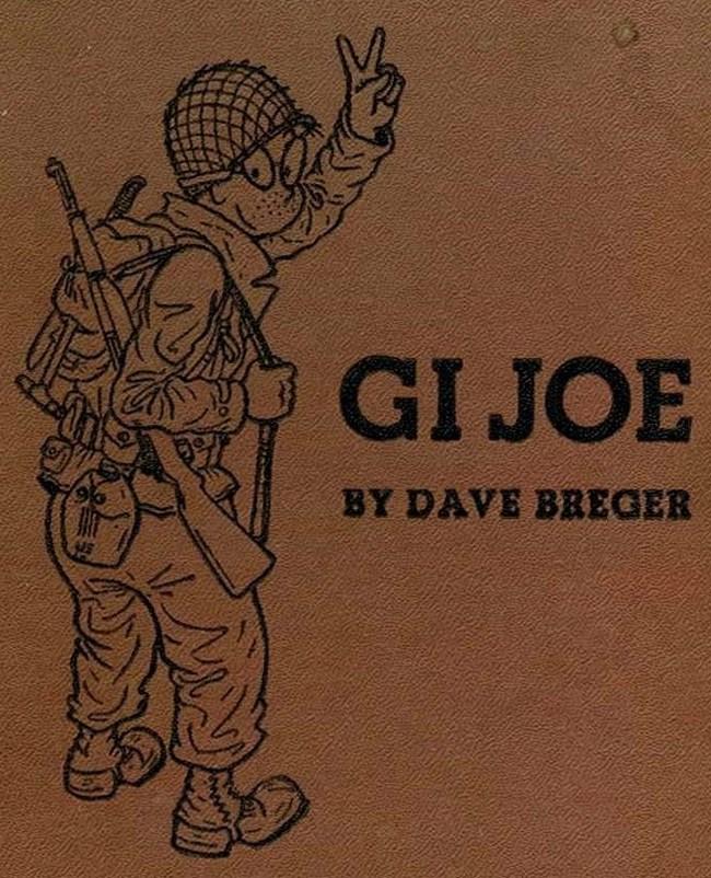 История появления G.I. Joe Армия США, Карикатура, Армейский юмор, Вторая мировая война, История, Длиннопост