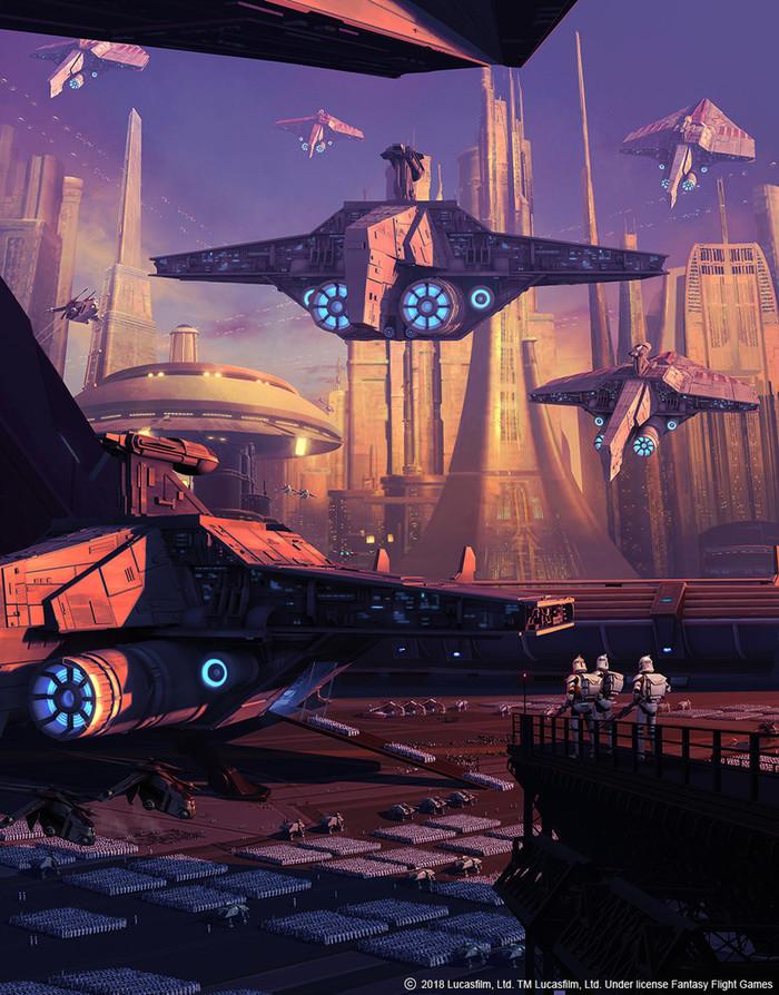 Еще одна подборка неплохих артов по Star Wars Star Wars, Оби Ван Кеноби, Дарт Вейдер, Люк скайуокер, Граф Дуку, Арт, Длиннопост