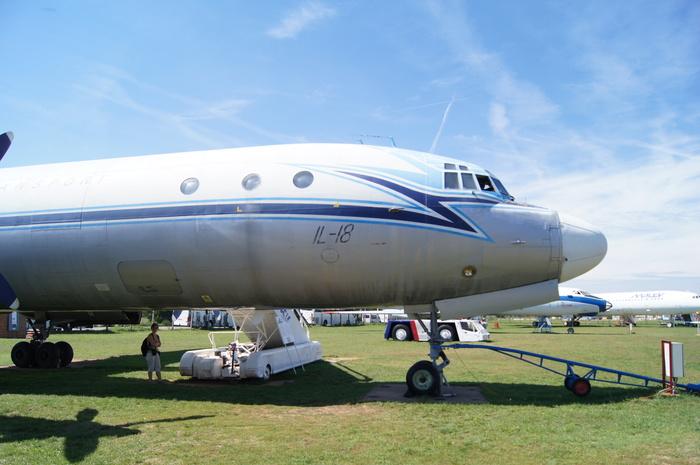 Музей гражданской авиации .Будапешт. Пассажирский самолет, Гражданская авиация, Музей, Будапешт, Длиннопост