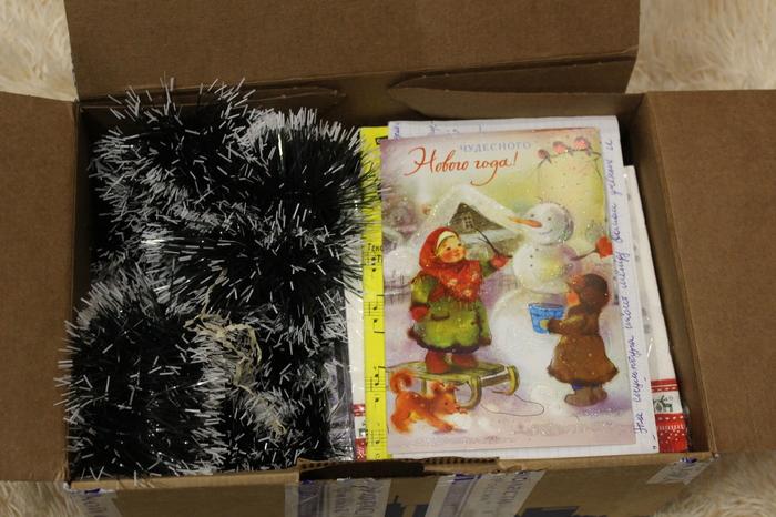 Наша волшебная Снегурочка из г.Обнинск Тайный Санта, Необычные подарки, Новогодний обмен подарками, Снегурочка, Длиннопост, Отчет по обмену подарками