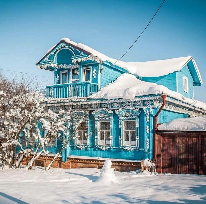 Суздальский домик