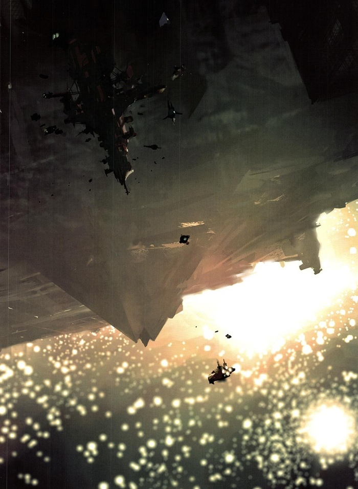 ЧЕРНОКАМЕННАЯ КРЕПОСТЬ Warhammer 40k, Warhammer, Cw_BF, Длиннопост