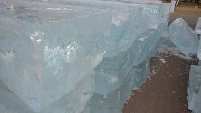 Ледяные скульптуры Китай, Красота, Скульптура, Зима, Учёба в университете, Длиннопост