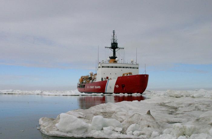 США не решились направить через Северный морской путь свой ледокол СевМорПуть, США, Россия, Политика, Мтк