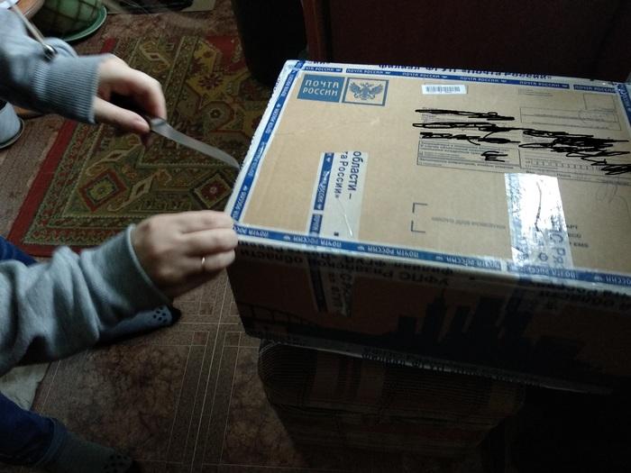Подарок от дедушки мороза - спойлер - он шикарен! Тайный Санта, Спасибо за чудо, Длиннопост, Обмен подарками, Отчет по обмену подарками