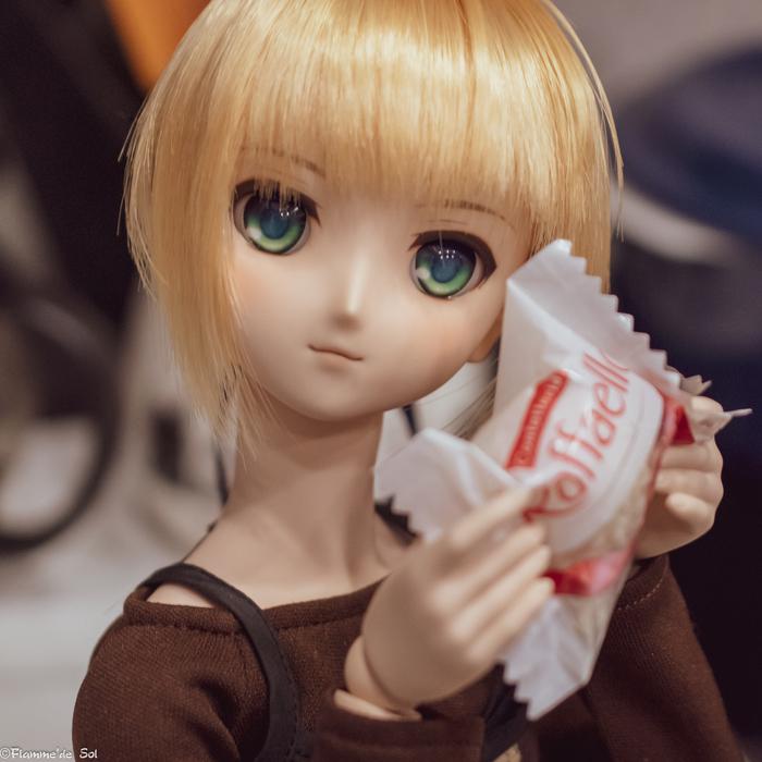DollfieDream - чуток Сейбы DollfieDream, Saber, Шарнирная кукла, Фотография, Хобби, Аниме, Длиннопост