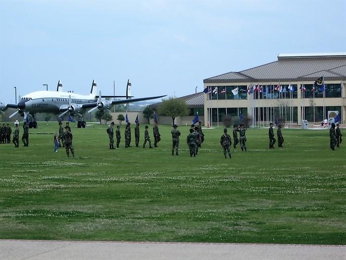 Музей авиационной техники на базе ВВС США Lackland, Сан-Антонио, Техас Самолет, Авиабаза lackland, Военная техника, ВВС США, Длиннопост