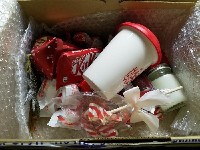 Подарок от Снегурочки из Москвы;) Обмен подарками, Новогодний обмен подарками, Длиннопост, Отчет по обмену подарками, Тайный Санта