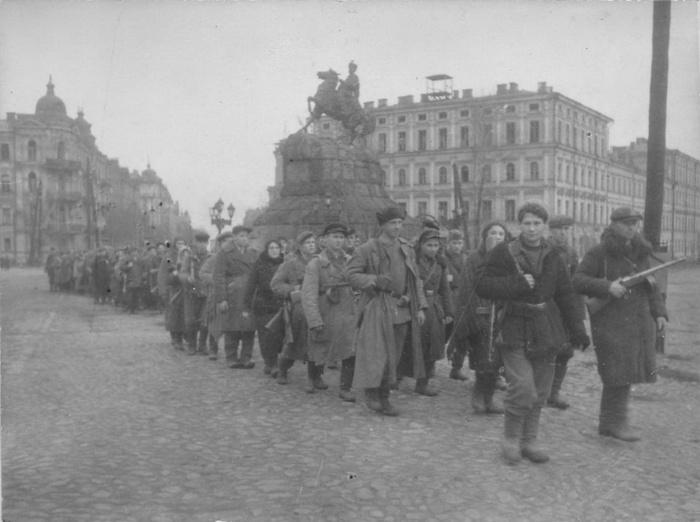 История Второй Мировой Войны в фотографиях #137 История, События, Вторая мировая война, Подборка, Длиннопост