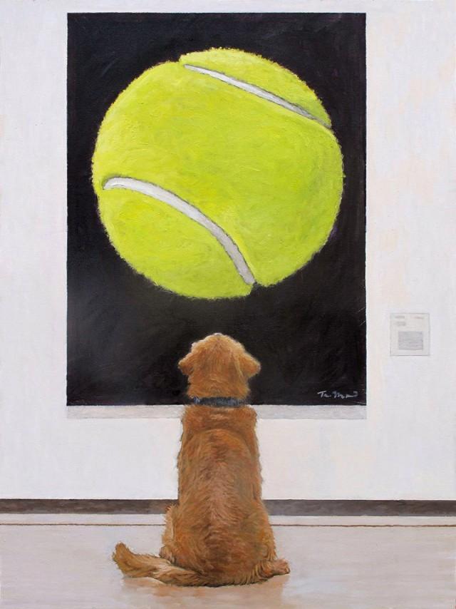 Вот это мячик!!!