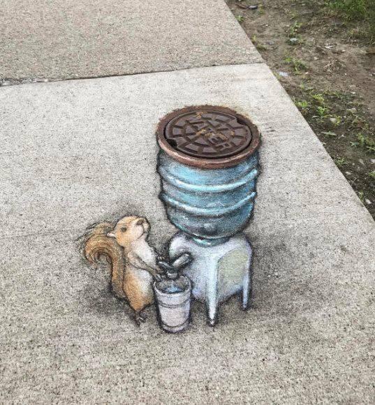 Наскальная живопись XXI века Граффити, Стрит-Арт, Длиннопост