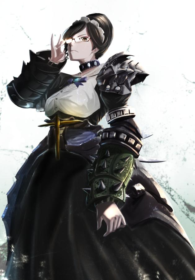 Yuri Alpha (Anime Overlord)