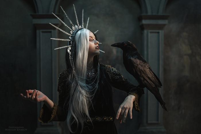 Три Ведьмы Фотография, Ведьмы, Арт, Мрачное, Длиннопост