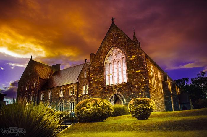 Монастырь в Ирландии Фотография, Монастырь, Ирландия, Irish Franciscans, Killarney